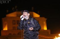 Փաշինյանը պատմել է, թե ինչ են խոսել Արմեն Սարգսյանի հետ
