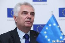 ЕС продолжит работать с Арменией над реализацией соглашения – Петр Свитальский