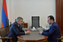 Բանակը գտնվելու է անձամբ իմ ուշադրության կենտրոնում. հանդիպել են Կարեն Կարապետյանն ու Վիգեն Սարգսյանը