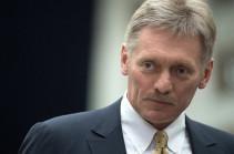 Песков: У Путина пока не было контактов ни с Сержем Саргсяном Саргсяном, ни с Кареном Карапетяном