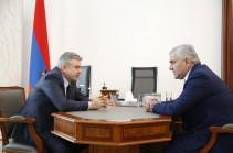 Реализуемые Клубом инвесторов Армении программы будут продолжены - Самвел Карапетян