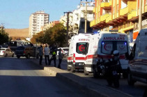 Թուրքիայում երկրաշարժի հետևանքով տուժել է մոտ 40 մարդ
