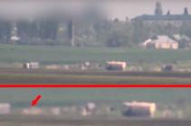Նոր կադրեր առաջնագծում ադրբեջանական զինուժի տեղաշարժերի մասին