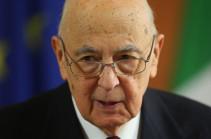 Իտալիայի պատվավոր նախագահ Ջորջո Նապոլիտանոն սրտի վիրահատություն Է տարել