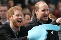 Принц Уильям станет шафером на свадьбе своего брата Гарри