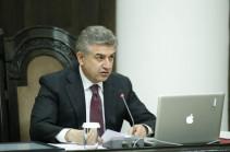 Карен Карапетян призвал правоохранителей обеспечить общественный порядок
