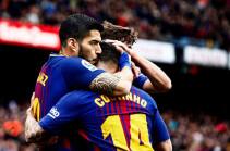 Чемпионат Испании. «Барселона» победила «Реал Сосьедад»