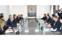 ԱԳ նախարար Զոհրաբ Մնացականյանն ու Կիպրոսի խորհրդարանի նախագահը քննարկել են համագործակցությունը