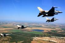 Իսրայելական ինքնաթիռները Գազայի հատվածում խոցել են ՀԱՄԱՍ-ի մեկ ստորգետնյա և երկու ծովային թիրախ