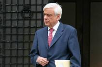 Հունաստանի նախագահը սրտի վիրահատության է ենթարկվել