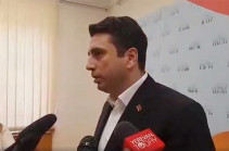 В случае отставки Тарона Маргаряна Ален Симонян подумает о возможности стать мэром Еревана (Видео)