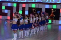 «Նազանք» պարի հանրապետական մրցույթ-փառատոնին ներկայացվել են 120-ից ավելի պարային կատարումներ