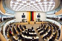 Լիտվան վավերացրել է ՀՀ-ԵՄ համաձայնագիրը