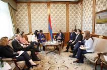 Карабахский конфликт не может решаться в ПАСЕ - Пашинян