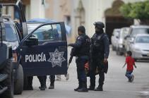 Մեքսիկական նահանգում մասնատվել ու սպանվել է ավելի քան 60 մարդ