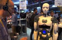 Փարիզում բացվել է ռոբոտների ցուցահանդես (Տեսանյութ)