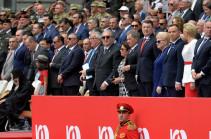 Նախագահ Սարգսյանը ներկա է գտնվել Վրաստանի Առաջին Ժողովրդավարական Հանրապետության 100-ամյակին նվիրված տոնակատարություններին