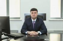 Представителя Армении в ЕСПЧ заменит заместитель министра юстиции Артак Асатрян