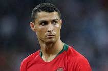 Ռոնալդուն՝ Պորտուգալի-Իսպանիա հանդիպման լավագույն ֆուտբոլիստ