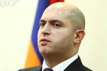 По инициативе Армена Ашотяна на пленарном заседании ПА Евронест будет представлен проект актуальной резолюции