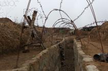Зафиксированы передвижения и скопления живой силы и техники ВС Азербайджана - Минобороны НКР
