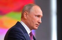 Путин не планирует посещать матч Россия – Египет
