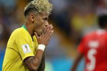 Бразилия впервые за 40 лет не победила в первом матче ЧМ