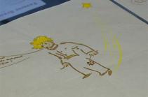 Ֆրանսիայում 240 հազար եվրոյով վաճառել են Էքզուպերիի՝ ջրաներկով արված նկարը (Տեսանյութ)