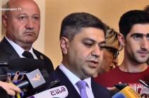 Артур Ванецян: Поступает информация, что некоторые группы пытаются нейтрализовать руководство СНБ и премьер-министра
