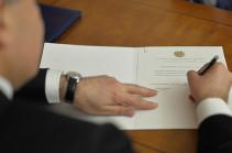 Назначен новый командир пятого армейского корпуса Минобороны Армении