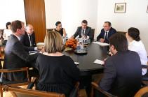«SCHNEIDER GROUP» ընկերությունը նախատեսում է գրասենյակ բացել Հայաստանում