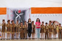 «Մինորա» մշակութային կենտրոնի նախաձեռնությամբ Ծաղկաձորում անցկացվել է բացօթյա համերգ