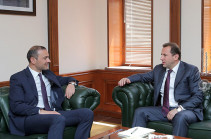 В Минобороны Армении обсуждены программы развития военной авиации