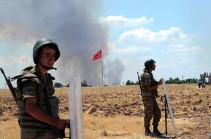 Թուրքիան մտադիր է անվտանգության նոր գոտիներ ստեղծել Սիրիայի հյուսիսում