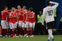 ԱԱ-2018. Ռուսաստանը հաղթեց Եգիպտոսին