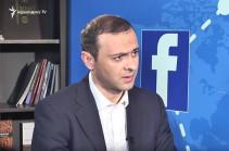 Армен Григорян: На передовой линии напряженность увеличилась