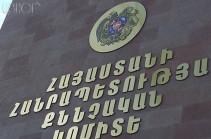 Ժամկետային զինծառայող Հրանտ Մանգասարյանի մահվան գործով մեղադրանք է առաջադրվել հրթիռահրետանային սպառազինության ծառայության պետին