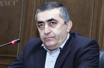 Армен Рустамян: После изменений в Избирательный кодекс нужно предоставить разумный срок, чтобы политические силы смогли подготовиться к выборам