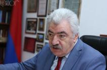 Министр потребовал, чтобы я написал заявление об уходе, но коллектив против – Аматуни Вирабян