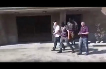 Ոստիկանները խուզարկել են «օրենքով գողերի» և քրեական հեղինակությունների բնակարանները (Տեսանյութ)