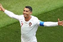 Ռոնալդուի ռեկորդային գոլը Պորտուգալիայի հավաքականին՝ Մարոկկոյի դեմ խաղում հաղթանակ է բերել