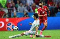 Իրանցի կանանց 40 տարվա ընթացքում առաջին անգամ թույլ են տվել ֆուտբոլ դիտել տղամարդկանց հետ