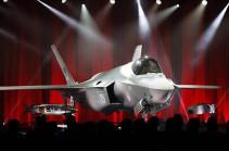 ԱՄՆ-ն Թուրքիային է փոխանցել F-35 կործանիչների առաջին խմբաքանակը