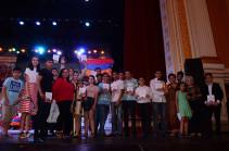 Հայ պատանիները հաղթանակած են վերադարձել Wonderland-2018 միջազգային մրցույթ-փառատոնից