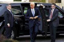 Водитель Трампа подал в суд из-за невыплаты сверхурочных