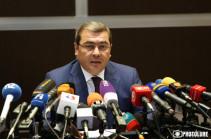 Давид Ананян: В госбюджет восстановлено более 1,5 млрд драмов