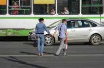 Հետիոտներն ուղղակիորեն խախտելով երթևեկության անվտանգության կանոնները, փողոցներն անցնում են չթույլատրվող հատվածներով. Փաստաբանի նամակը՝ Օսիպյանին