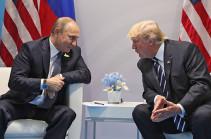 Պուտինն ու Թրամփը քննարկելու են Սիրիայում Իրանի ներկայության վերաբերյալ հարցեր