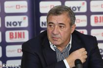 Рубен Айрапетян не будет подавать в отставку