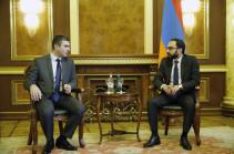 Յուրաքանչյուր ծրագիր, որ իրականացվում է Հայաստանում, պետք է առավելագույնս ներգրավի և զարգացնի Արցախի տնտեսությունը. Տիգրան Ավինյան